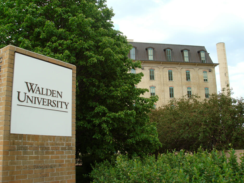 Walden University - Top 10 Most Affordable Accelerated Master's in Education Online for 2018