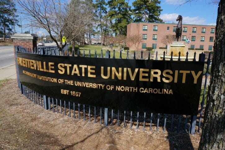 Fayetteville State University - Top 15 Most Affordable Accelerated Master's in Entrepreneurship for 2018