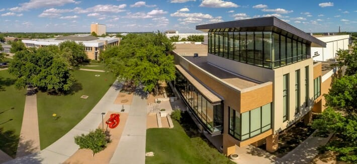 Angelo State University - Top 20 Most Affordable Accelerated Master's in Criminal Justice Online 2018