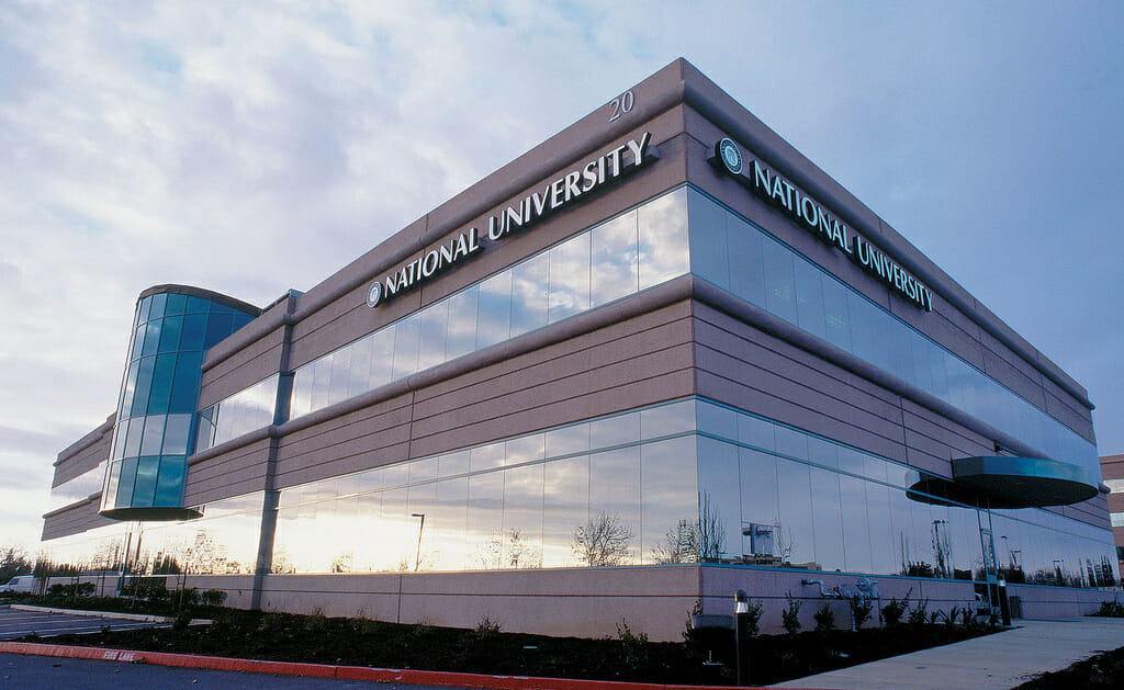 National University - Top 20 Most Affordable Accelerated Master's in Criminal Justice Online 2018