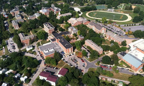 McDaniel College - Top 10 Most Affordable Accelerated Master's in TEFL for 2018