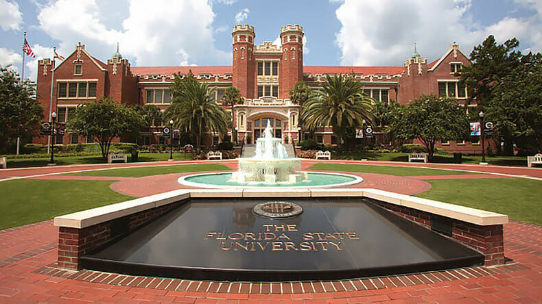Florida State University - Top 25 Most Affordable Accelerated Master's in Nursing Online for 2018