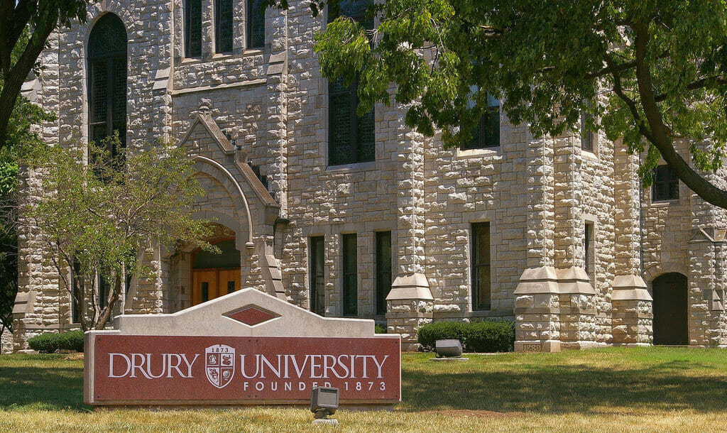 Drury University - Top 15 Most Affordable Accelerated Master's in Communications Online for 2018