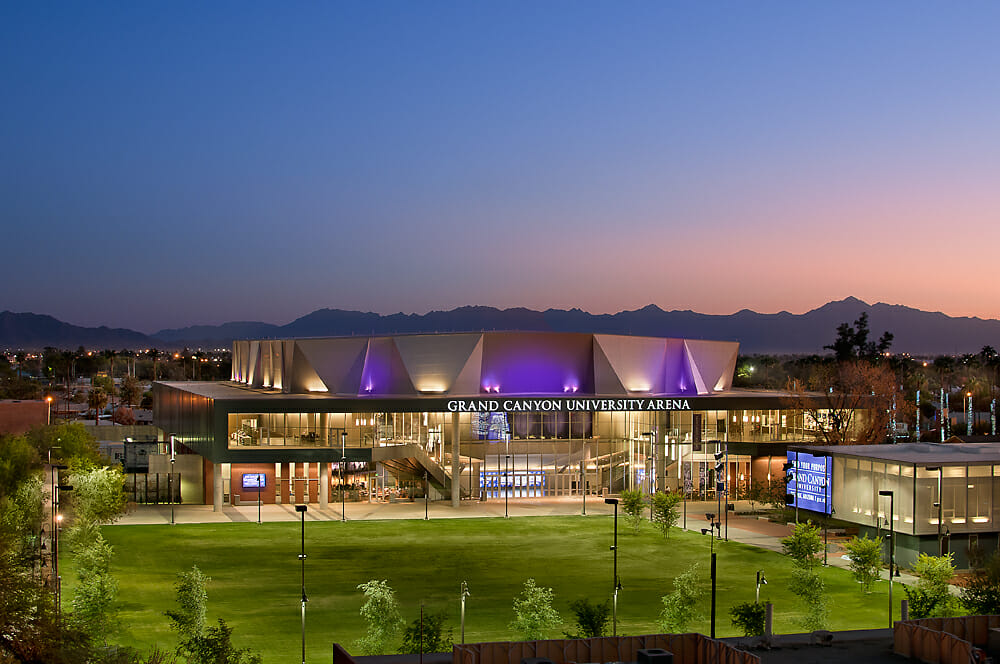 Grand Canyon University - Top 20 Most Affordable Accelerated Master's in Psychology Online for 2018
