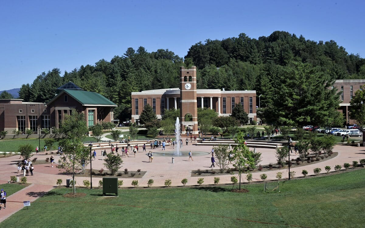 Western Carolina University - Top 15 Most Affordable Accelerated Master's in Entrepreneurship for 2018