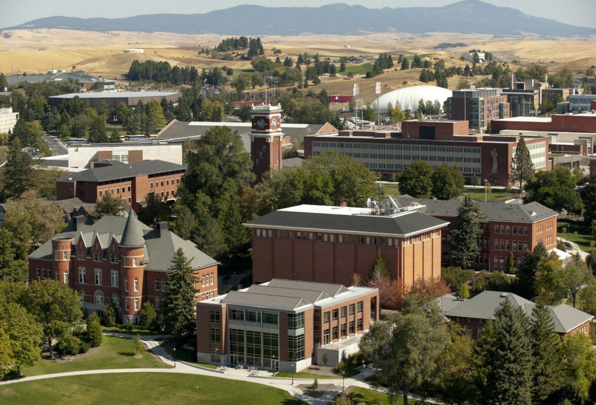 Washington State University - Top 15 Most Affordable Accelerated Master's in Communications Online for 2018