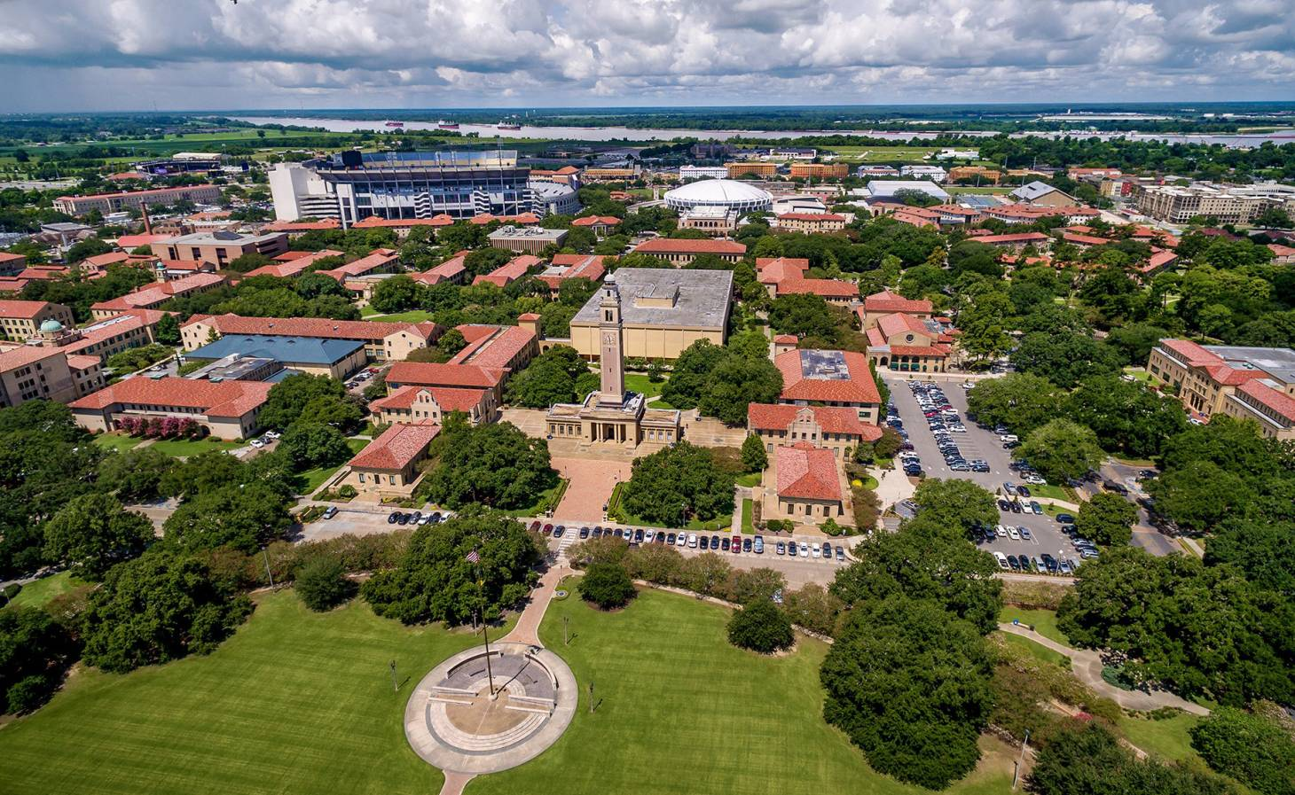 Louisiana State University - Top 20 Most Affordable Accelerated Master's in Social Work Online for 2018