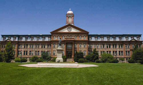 Regis University - Top 20 Most Affordable Accelerated Master's in Cybersecurity Online for 2018