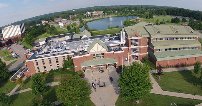 Edinboro University of Pennsylvania -