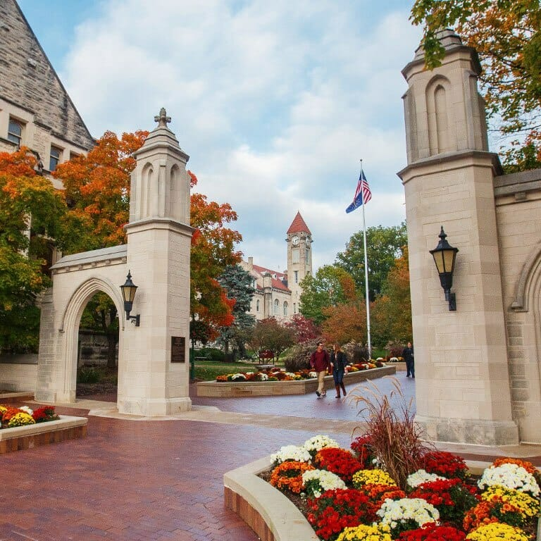 Indiana University - Top 25 Most Affordable Accelerated Master's in Marketing Online for 2018