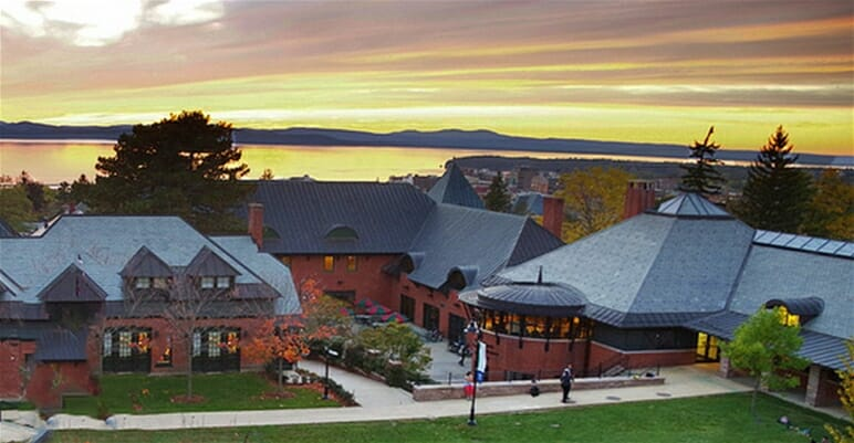 Champlain College - Top 20 Most Affordable Accelerated Master's in Cybersecurity Online for 2018
