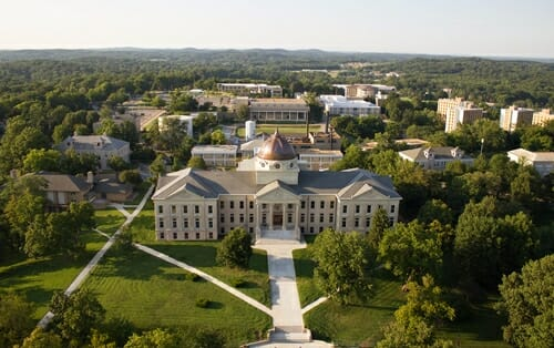 Southeast Missouri State University - Top 10 Most Affordable Accelerated Master's in TEFL for 2018