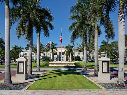 Nova Southeastern University - Top 20 Most Affordable Accelerated Master's in Cybersecurity Online for 2018