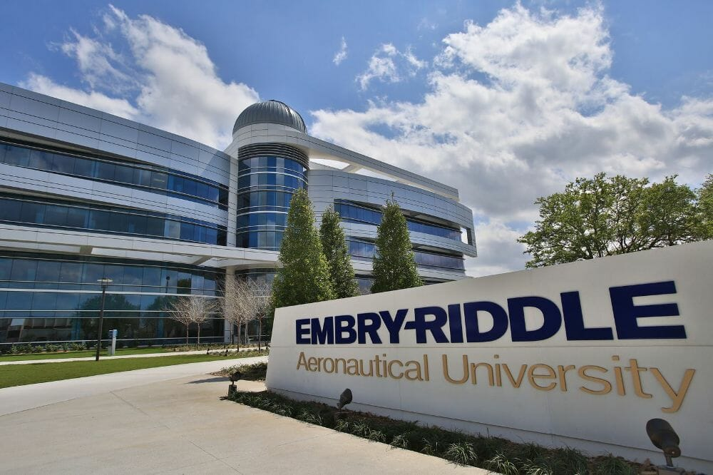 Embry-Riddle Aeronautical University - Top 15 Most Affordable Accelerated Master's in Entrepreneurship for 2018