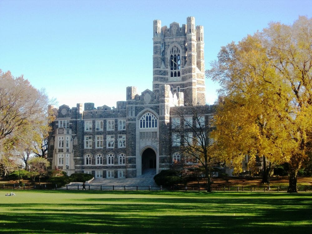 Fordham University - Top 20 Most Affordable Accelerated Master's in Cybersecurity Online for 2018