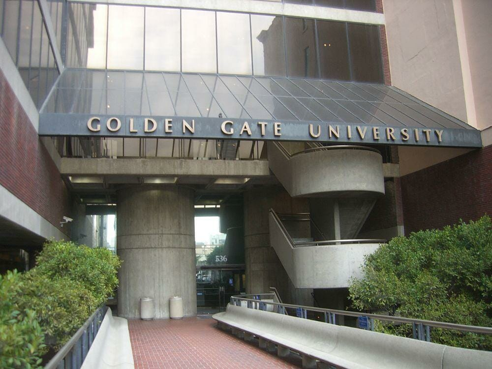 Golden Gate University - Top 20 Most Affordable Accelerated Master's in Psychology Online for 2018