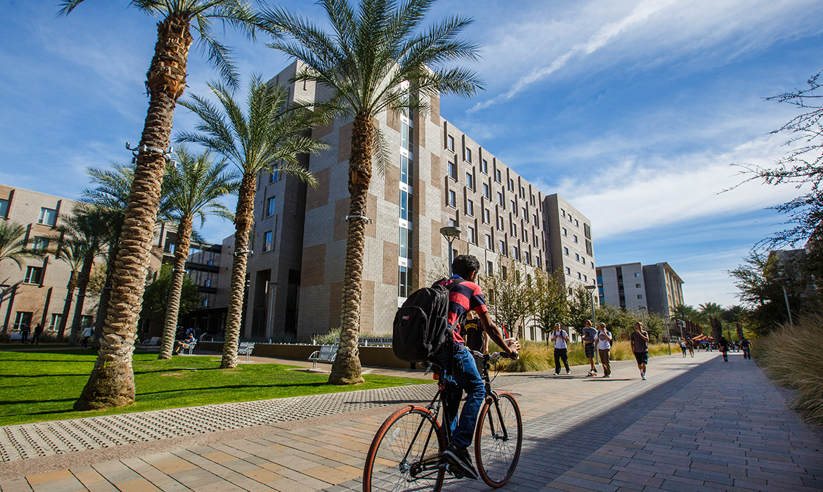 Arizona State University - Top 20 Most Affordable Accelerated Master's in Criminal Justice Online 2018