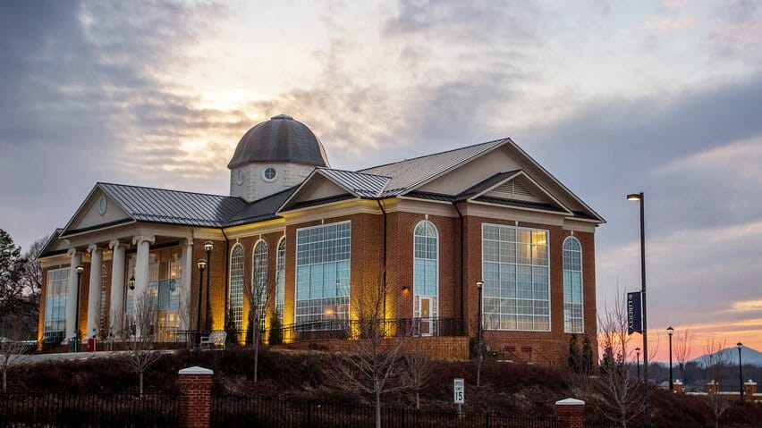 Liberty University - Top 25 Most Affordable Accelerated Master's in Marketing Online for 2018