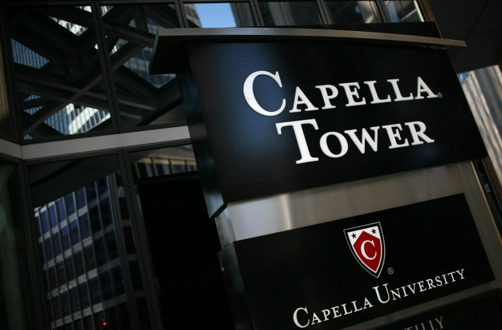 Capella University - Top 10 Most Affordable Accelerated Master's in TEFL for 2018