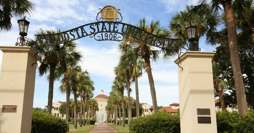 Valdosta State University - Top 20 Most Affordable Accelerated Master's in Social Work Online for 2018