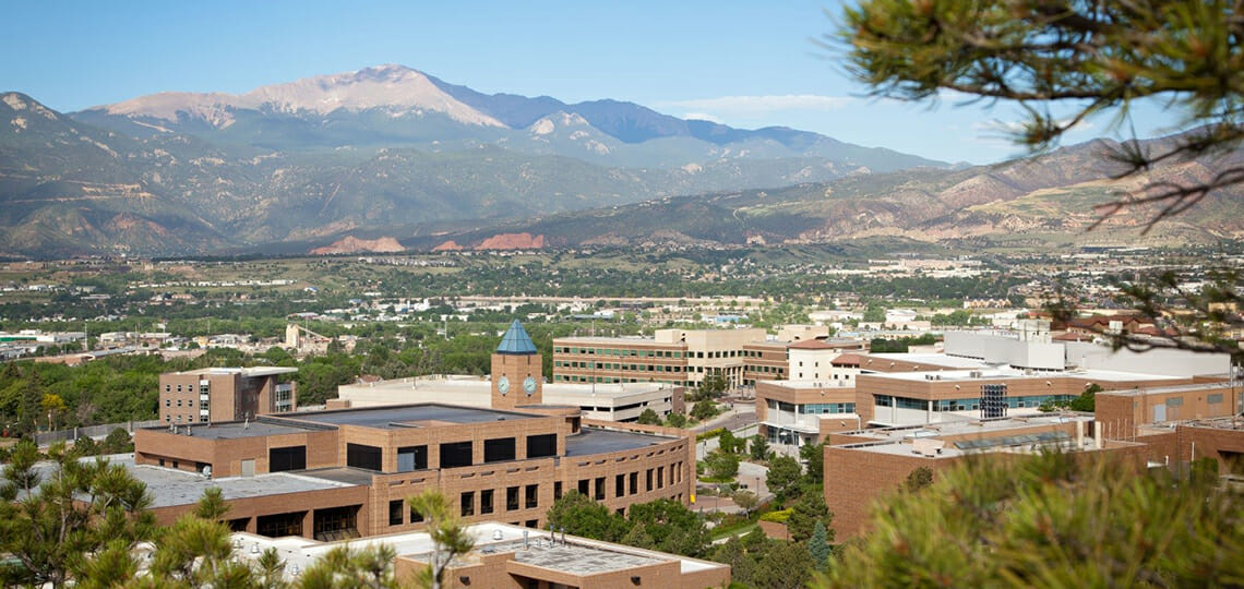 University of Colorado Colorado Springs - Top 25 Most Affordable Accelerated Master's in Marketing Online for 2018