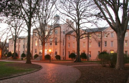 University of South Carolina - Top 25 Most Affordable Accelerated Master's in Nursing Online for 2018