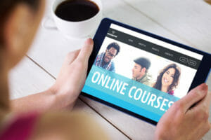 Are Online Master's Programs Easier to get into? - a summary